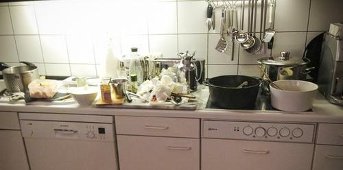 Küchengespräch mit Dodi, Mutter von Fratze