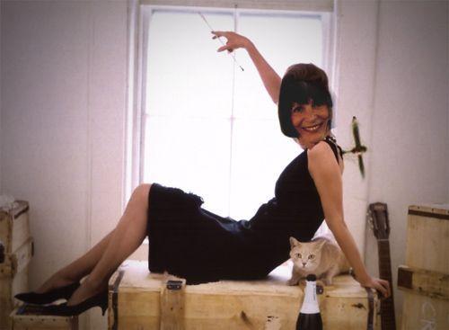 Audrey Hepburn+Karlsson vom Dach=DD