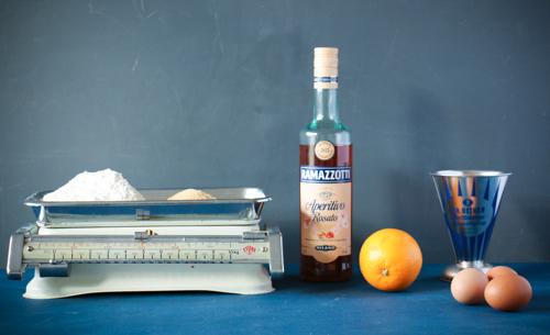 Orangen-Likör-Gugelhupf, ein neues Getränk und ein Gewinnspiel